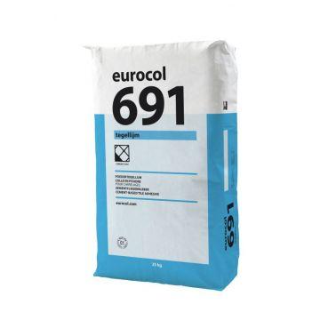 Eurocol 691 Tegellijm tegelpoederlijm zak 25kg