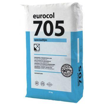 Eurocol 705 Speciaal tegelpoederlijm zak à 25kg