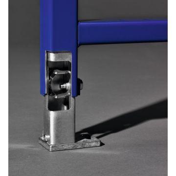 Geberit UP320 Duofix compleet wc-element incl. inbouwreservoir voor hangend toilet, afmetingen 112x50x12 cm