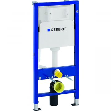 Geberit UP100 Duofix inbouwreservoir 112x50x12-15 cm