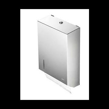Geesa Public Area handdoekdispenser, rvs geborsteld