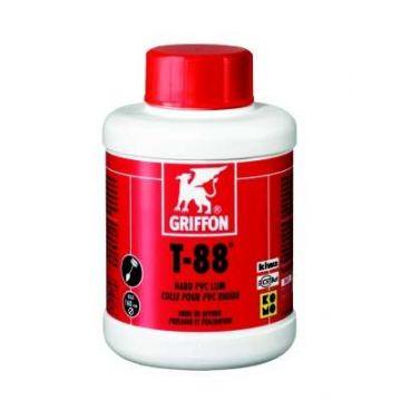 Griffon T-88 thf lijm KIWA met kwast 500 ml,