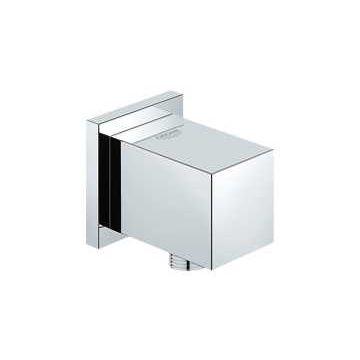 GROHE Euphoria Cube wandaansluitbocht, chroom