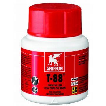 Griffon T-88 thf lijm KIWA met kwast 250 ml,