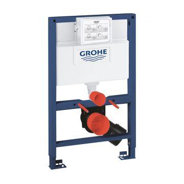 GROHE Rapid SL wc-element voor hangend toilet met QuickFix, 82 cm hoog