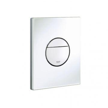 GROHE Nova Cosmopolitan bedieningspaneel 2-knops, wit