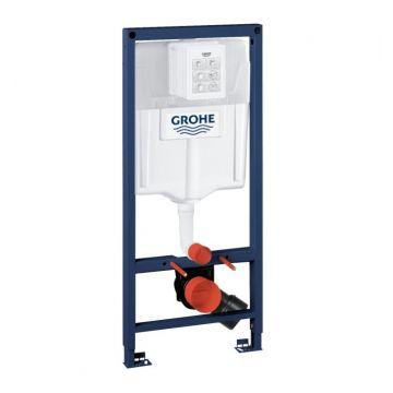 GROHE Rapid SL inbouwreservoir voor hangend toilet 113x50x13,5-23 cm met QuickFix