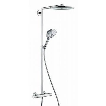 Hansgrohe Raindance Select Air 300 showerpipe, chroom