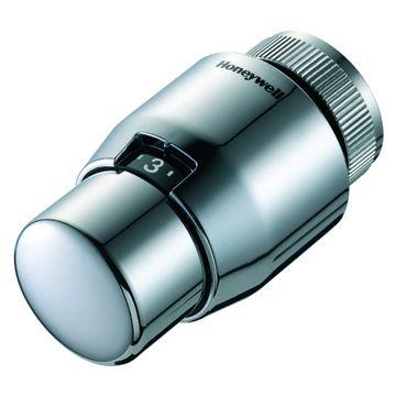 Honeywell thermostaatknop, chroom