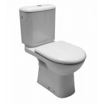 Jika Euroline duoblokcombinatie toilet met reservoir PK, wit