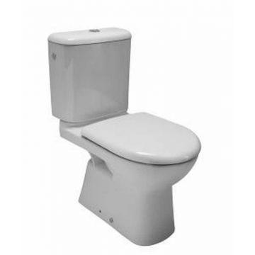 Jika Euroline duoblokcombinatie toilet met reservoir AO, wit