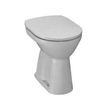 Laufen PRO toilet vlakspoel PK verhoogd (+6 cm), wit