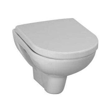 Laufen Pro hangend toilet compact diepspoel 40 x 36 x 49 cm, wit