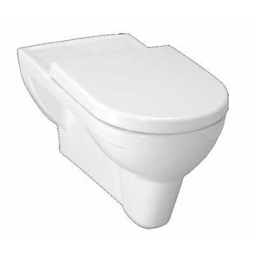 Laufen PRO hangend toilet vlakspoel 70 cm, wit