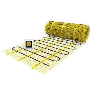 Magnum Mat vloer verwarmingsmat set met X-treme Control klokthermostaat 5 m², 750w