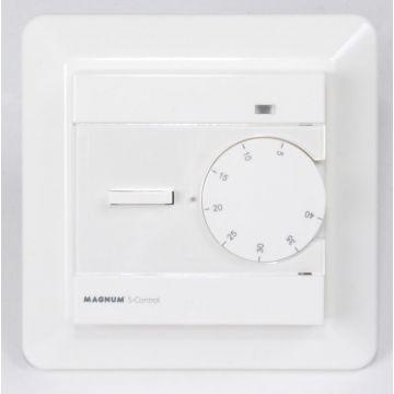 Magnum Standard Control aan/uit thermostaat inclusief vloersensor
