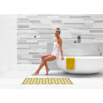Magnum Mat vloerverwarmingsmat set met X-treme Control klokthermostaat 2 m², 300w