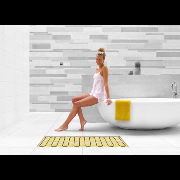 Magnum Mat vloerverwarmingsmat set met X-treme Control klokthermostaat 2,5 m², 375w