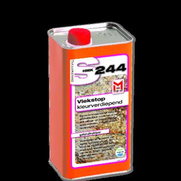 Moeller S244 Vlekstop kleurverdiepend impregneermiddel blik 1 liter
