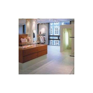 Mosa Terra Maestricht keramische vloerstrook 10x60 cm, agaat grijs