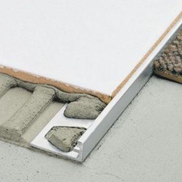 Schlüter Schiene-AE tegelprofiel 12,5 mm, 300 cm, aluminium, geanodiseerd aluminium