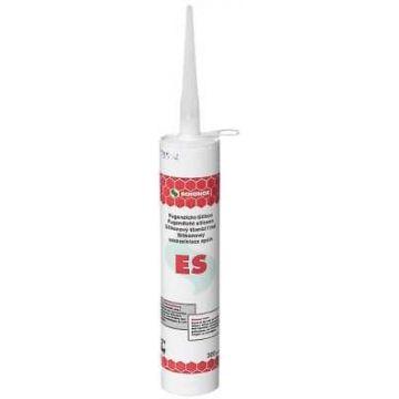 Schonox ES siliconen koker à 300 ml, zilver grijs