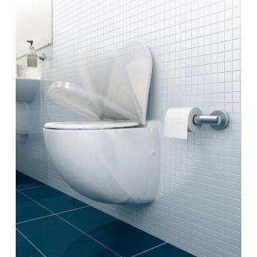 SFA Sanibroyeur Sanicompact Comfort ECO+ wandcloset met faecaliënvermaler inclusief toiletzitting, wit