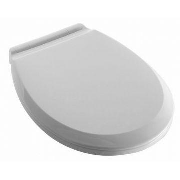 Sphinx 280 toiletzitting met deksel, wit