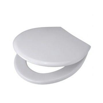Geberit E-Con I toiletzitting met deksel, wit