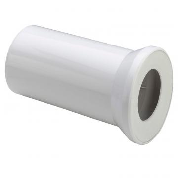 Viega toiletaansluitbuis recht 11x40 cm, wit