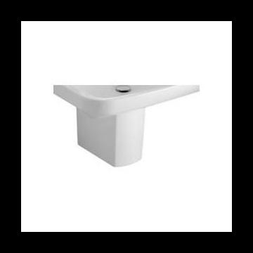 Villeroy & Boch Subway 2.0 sifonkap voor wastafel, wit alpin