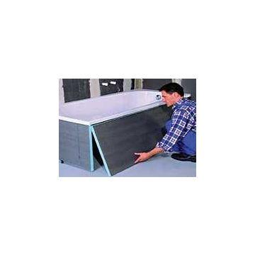 Wedi Bathboard badombouw voorpaneel 210x60x2 cm,