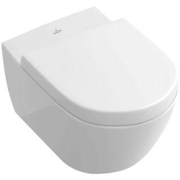 Villeroy & Boch Subway 2.0 hangend toilet diepspoel Directflush CeramicPlus, wit alpin