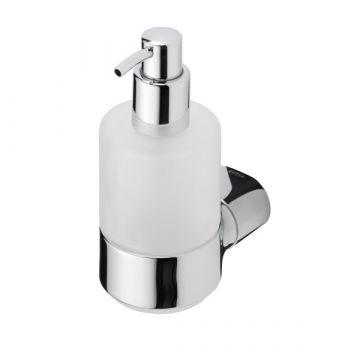 Geesa Wynk zeepdispenser 200ml wandmodel, chroom