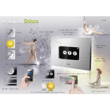 GROHE F-digital Deluxe docking station