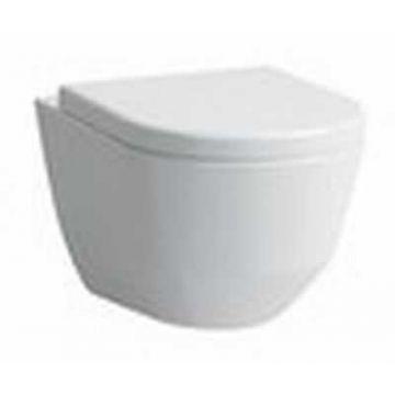Laufen Pro hangend toilet diepspoel Compact rimless, wit