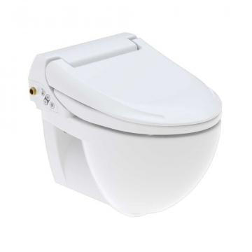 Geberit AquaClean 4000 douche wc, wit