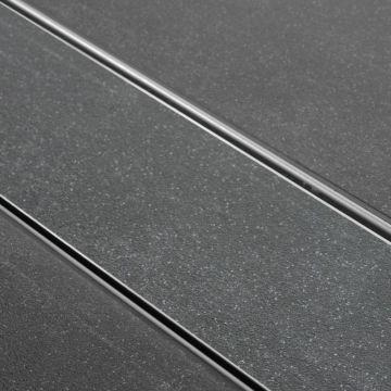 Easy Drain Tegel-8 tegelrooster 90 cm, rvs