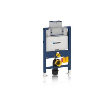 Geberit Duofix Omega inbouwreservoir front/planchetbediening 50x82x12cm0x82x12cm