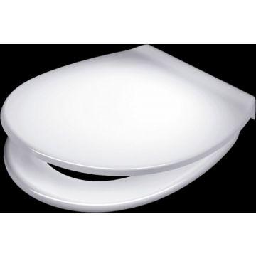Pagette Exklusiv highline toiletzitting met softclose en quickrelease, wit