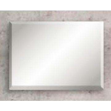 Sub 126 spiegel met bevestiging en facetrand 25 mm 100x60 cm