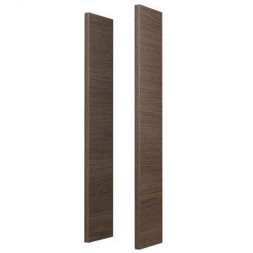 Sub 113 houten kleurzijdes voor spiegelkast, grijs eiken 50