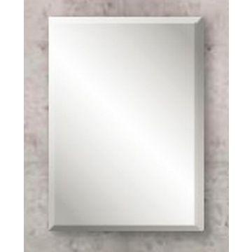 Sub 126 spiegel met bevestiging en facetrand 25 mm 60x80 cm