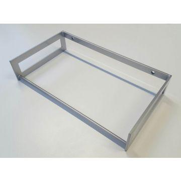 Sub 065 frame voor fontein 40 cm, silver