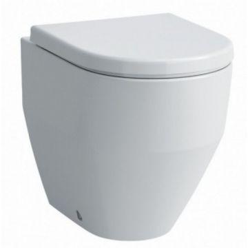 Laufen PRO Back-to-wall staand toilet diepspoel PK, wit