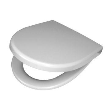 Pagette Kadett 300S toiletzitting met softclose en quickrelease, wit