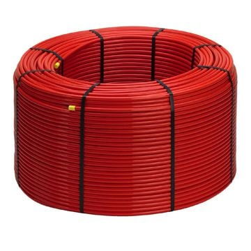 Viega Fonterra vloerverwarmingsbuis rol à 650 m diffusiedicht, rood