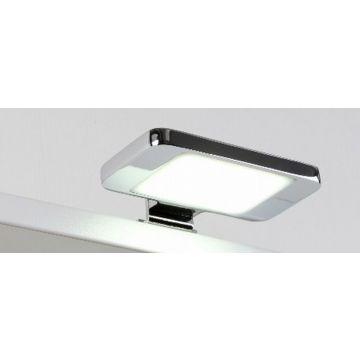 Sub 129 LED-verlichting 11,5 cm 7W 230V, chroom