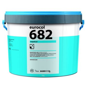 Eurocol 682 Majolicol pasta tegellijm emmer à 1,5kg