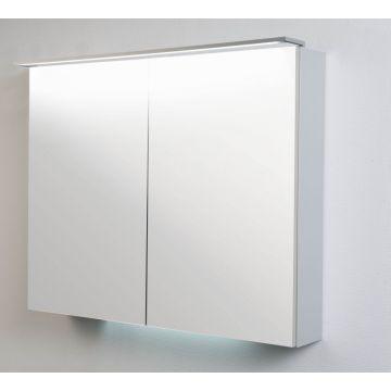 Sub 123 LED-verlichtingsbalk 120 cm 12W 230V, aluminium